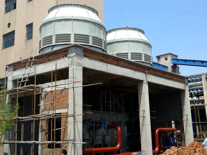 逆流圆塔工程案例