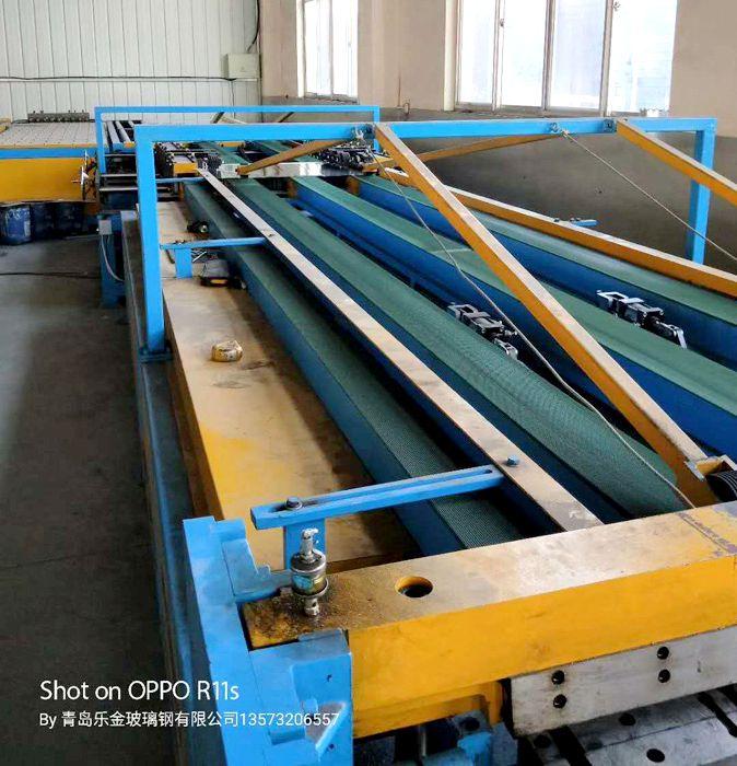 大型全自动风管生产七线