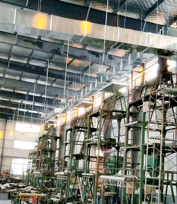 青岛通风管道提醒在加工过程中要重点注意的地方